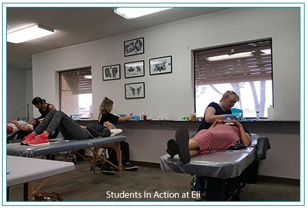 Permanent Makeup Training | Eii Training | Tucson and