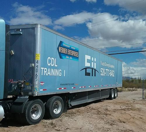 Truck Driver Training (CDL) - Tucson AZ